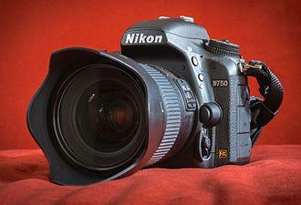 Nikon D750 - Image: Nikon D750 01