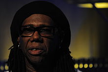 Nile Rodgers v roce 2010
