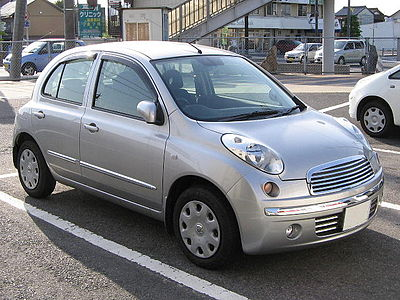 nissan march 2005 1.5 15е