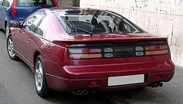 Nissan 300ZX rear 20080408.jpg