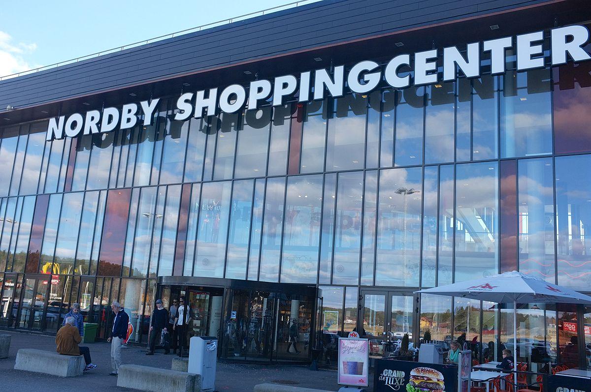 shopping sverige grensen