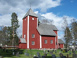Nordre Osen old Church