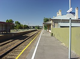 North Adelaide railway station