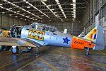 North American AT-6A Texan '7643' (ZU-AOX) (16532228369).jpg