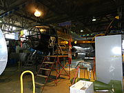 North American B-25 Mitchell at the Alberta Aviation Museum.JPG