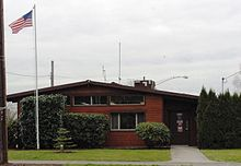 North Plains Oregon city hall.JPG