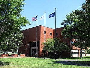 North Shore Community College - North Shore Community College in Lynn, Massachusetts