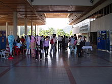 Sintok Campus of UUM