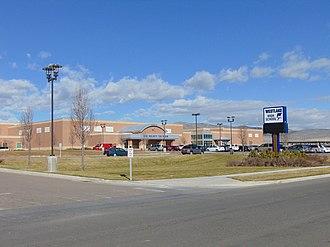 Saratoga Springs, Utah - West Lake High School, March 2016