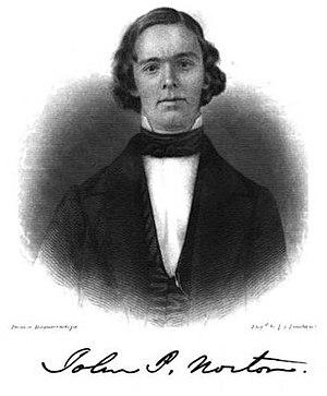 John Pitkin Norton - John Pitkin Norton