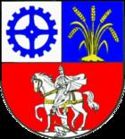 Das Wappen von Nortorf