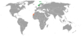 Norway Western Sahara Locator.png
