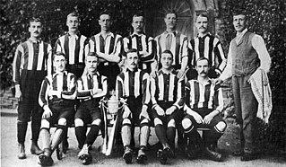 1893–94 FA Cup football tournament season