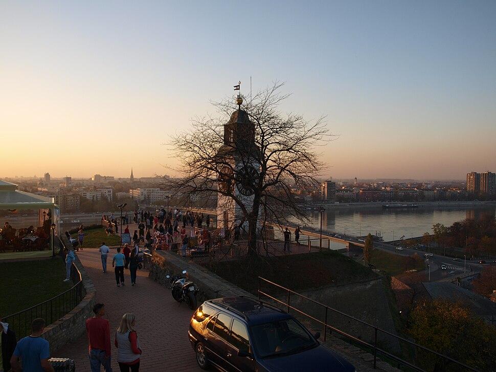 Novi Sad sa Petrovaradina