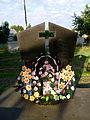 Novoukrainka Mlynivskyi Rivnenska-monument to the warriors-countrymen-details-1.jpg