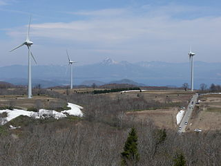 Wind power in Japan
