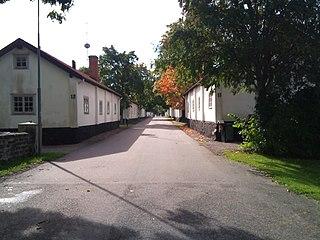 Söderfors Place in Sweden