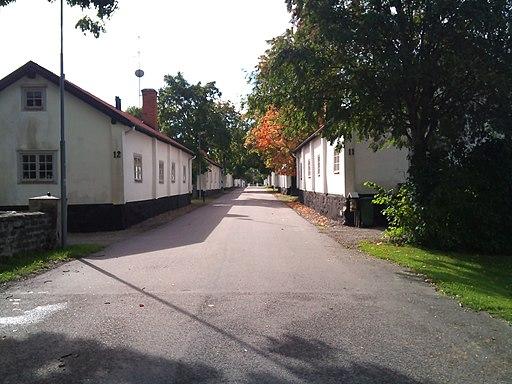 Tierps kommun: Byggnader i Tierps kommun, Indelningar i