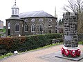 OC Church and British Legion Garden, Randalstown - geograph.org.uk - 636570.jpg
