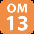 OM-13 station number.png