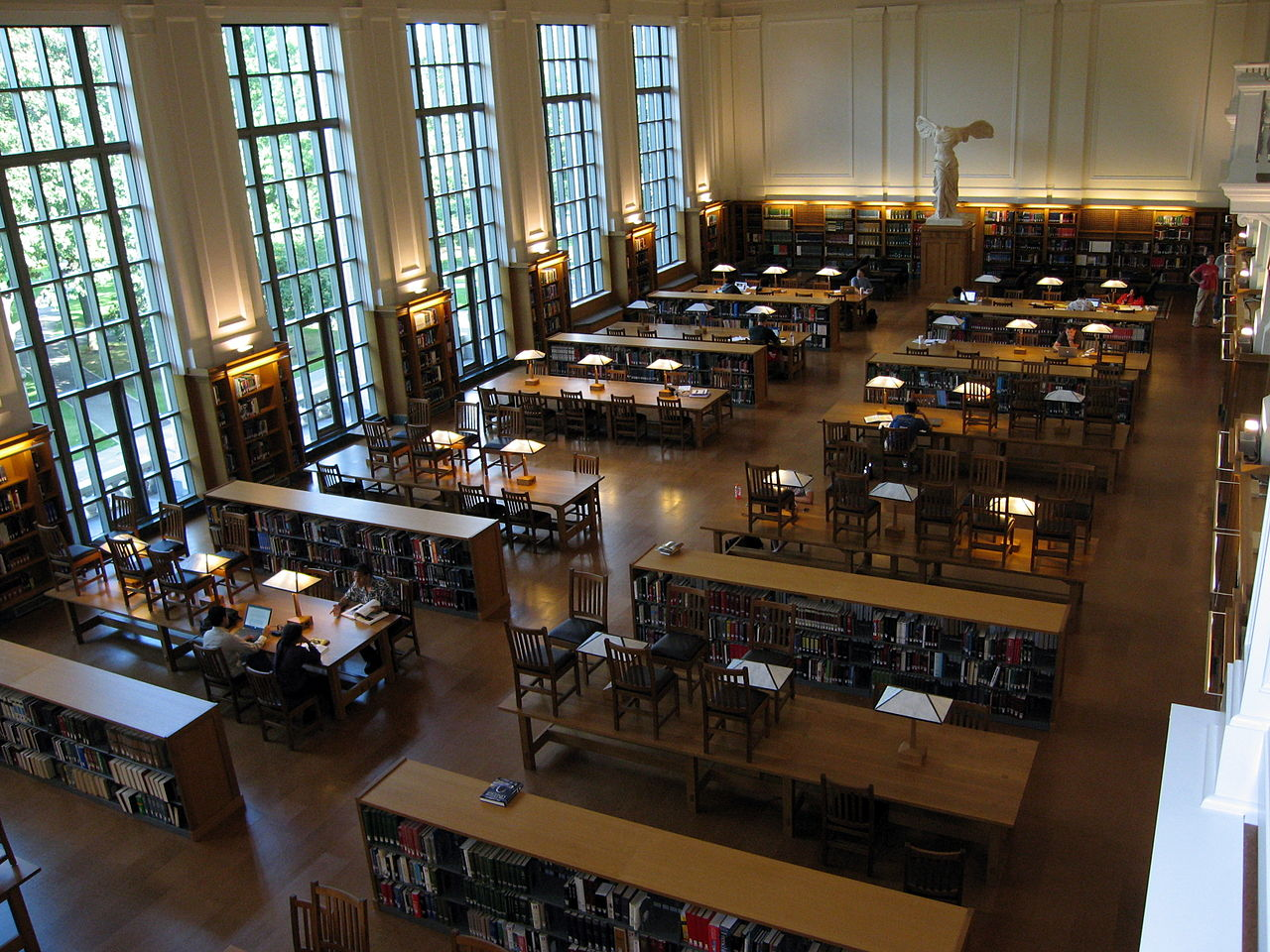 State Library Room Bookings