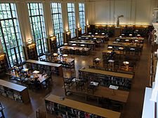 OSU Thompson Library - East reading room - view from balcony.jpg