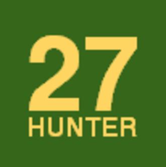 Catfish Hunter - Image: Oakland Retired 27