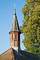 Oberzent - Friedhof Sensbach - Friedhofskapelle - Glockenturm.jpg