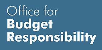 Office for Budget Responsibility - Image: Office for Budget Responsibility logo