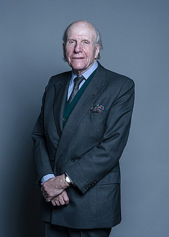 David Rowe-Beddoe, Baron Rowe-Beddoe - Official parliamentary portrait