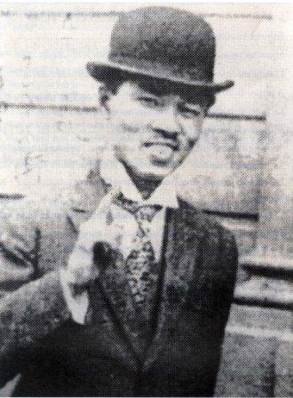 George Ohsawa - Young Ohsawa in Paris, 1920