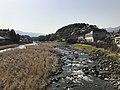 Oitagawa River from Sekinan-Ohashi Bridge (west) 2.jpg