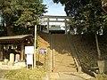Okura Hikawa Shrine (大蔵氷川神社) - panoramio.jpg