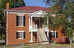 Reconstructed Old Appomattox Court House