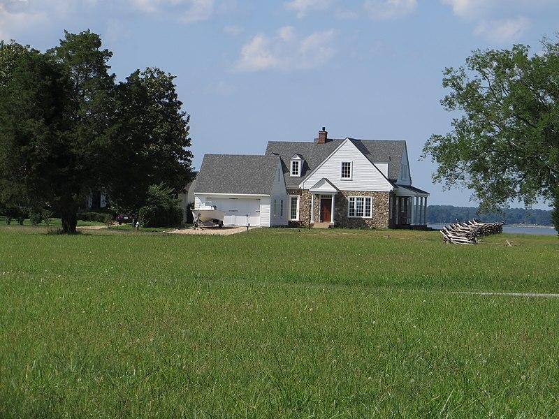 File:Old Home Near Moore House, Yorktown Battlefield, Colonial National Historical Park, Yorktown, Virginia (14239552307).jpg