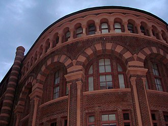 Ashbel Smith Building - Image: Old Red Nima 2