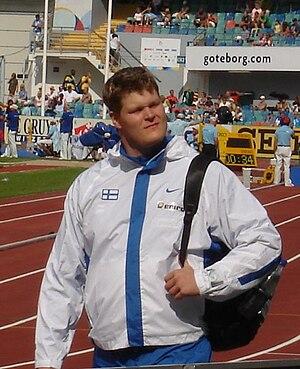 Olli-Pekka Karjalainen - Karjalainen in Gothenburg 2006