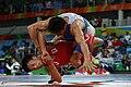Olympic Freestyle Wrestling in Rio2016 - 59kg 4.jpg