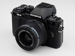 Olympus OM-D E-M10 Mark II - Wikipedia