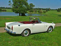 Sunbeam Alpine Series V (1967)