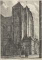 Onze-Lieve-Vrouwekerk, Kortrijk (1813).PNG
