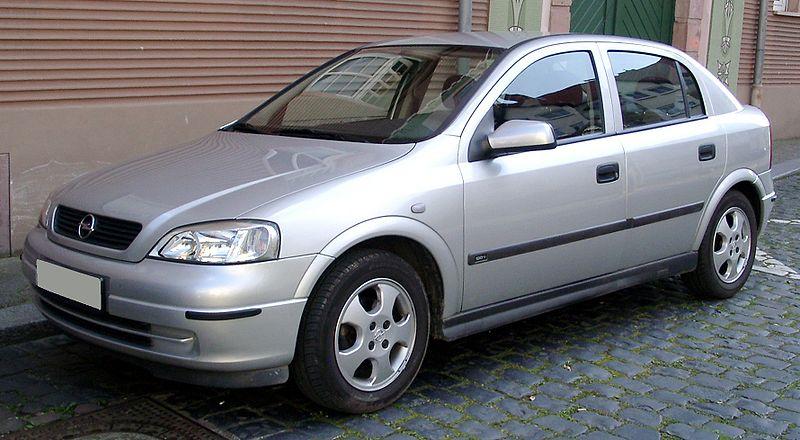 Rami pi ro wycieraczki tylnej ty opel astra ii g for Opel astra g interieurfilter
