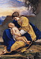 Orazio Gentileschi - Madonna and Child in a Landscape.JPG