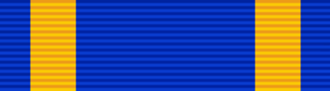 Order of Merit of the Prussian Crown - Image: Order of Merit of the Prussian Crown ribbon bar
