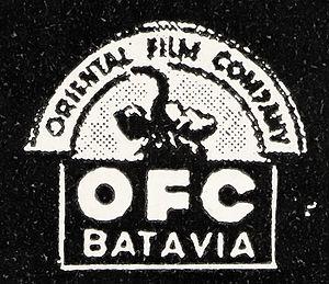 Oriental Film - Image: Oriental Film Company logo (1941)