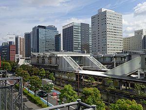 Ōsaki Station - Ōsaki Station in 2016