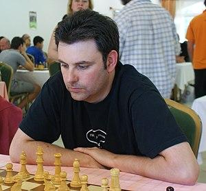 Andorran Chess Championship - Grandmaster Òscar de la Riva, six-time Andorran champion since 2000