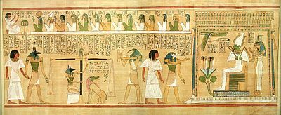 Ancient Egyptian afterlife beliefs - Wikipedia