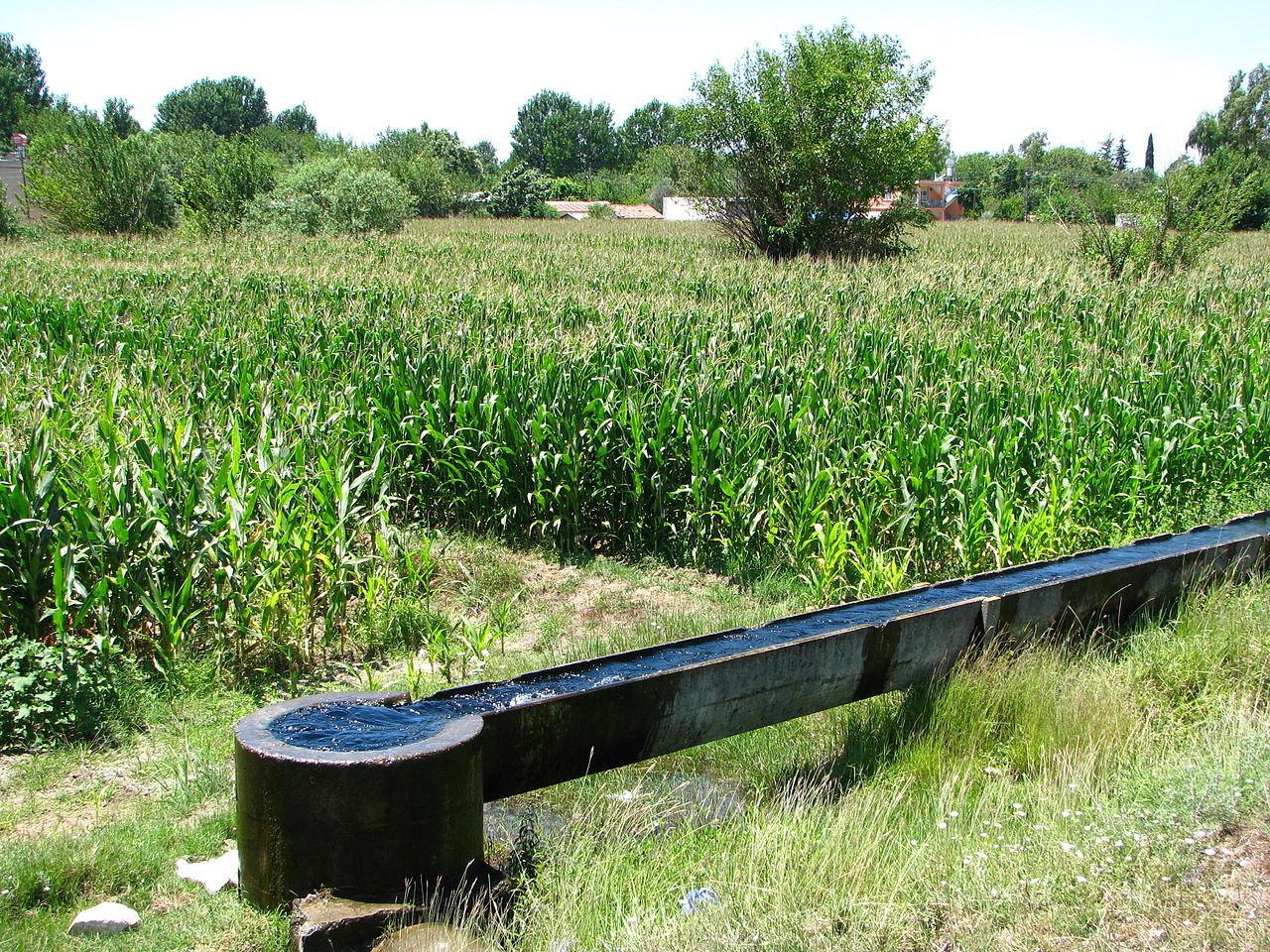 File Osmaniye Irrigation Jpg Wikimedia Commons