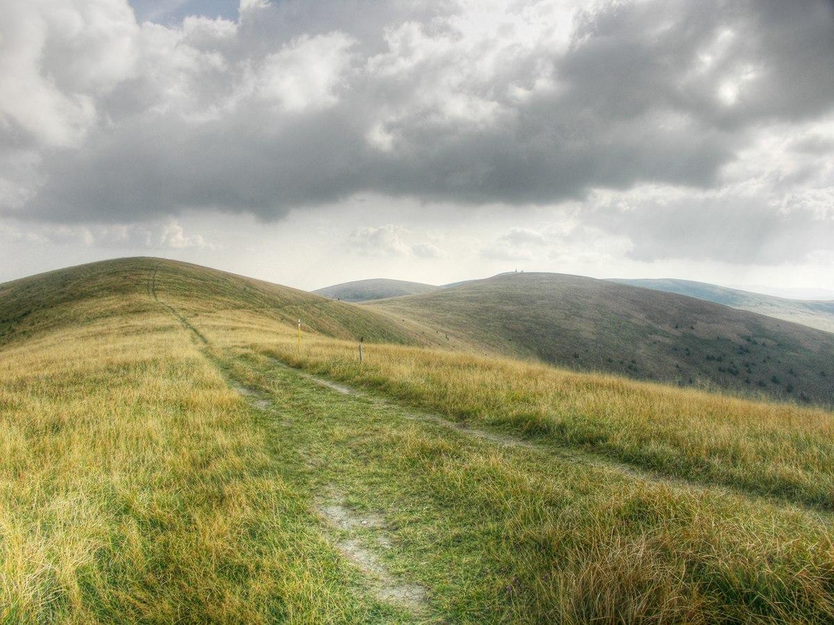 carpathians mountain range